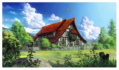 Little house from Sabatier Marie , Prodi Art, Art photography, Giclée Art print, Prodi Art