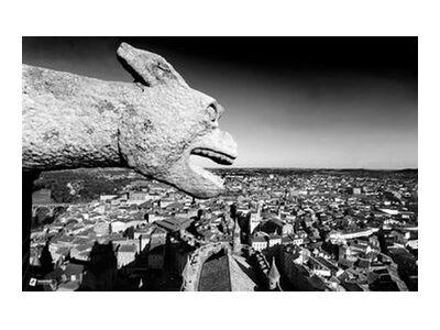 Albi Cité épiscopale - Copyr... de Thierry Pons, Prodi Art, Photographie d'art, Impression d'art, Tailles de cadre standard, Prodi Art