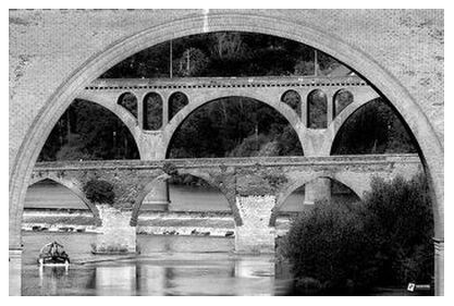 Albi Episcopal City - Copyright Photo Thierry Pons from Thierry Pons, Prodi Art, Art photography, Giclée Art print, Prodi Art
