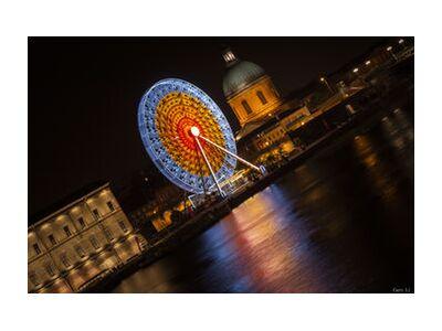 Toulouse from Caro Li, Prodi Art, Art photography, Giclée Art print, Standard frame sizes, Prodi Art