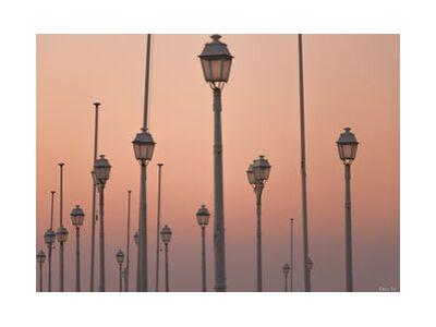 Lights de Caro Li, Prodi Art, Photographie d'art, Impression d'art, Tailles de cadre standard, Prodi Art
