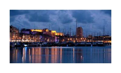 Marseille de Frédéric Traversari, VisionArt, Photographie d'art, Impression d'art, Tailles de cadre standard, Prodi Art