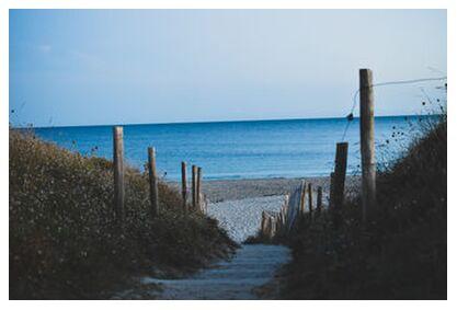Let's go the beach from Loïse Raoult, VisionArt, Art photography, Art print, Prodi Art