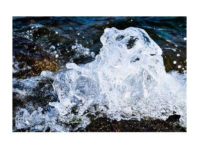 Éclaboussures de Loïse Raoult, Prodi Art, Photographie d'art, Impression d'art, Tailles de cadre standard, Prodi Art
