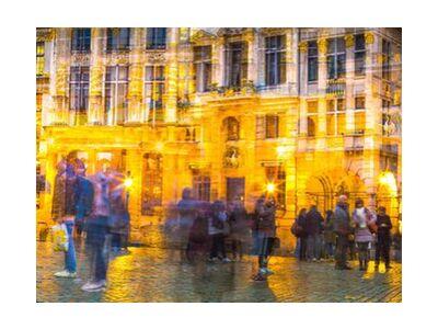 Le Tourisme mouvementé de Pierre Rousseau, Prodi Art, Photographie d'art, Impression d'art, Tailles de cadre standard, Prodi Art