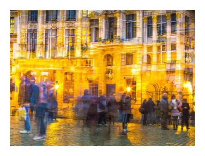 Le Tourisme mouvementé from Pierre Rousseau, Prodi Art, Art photography, Art print, Prodi Art