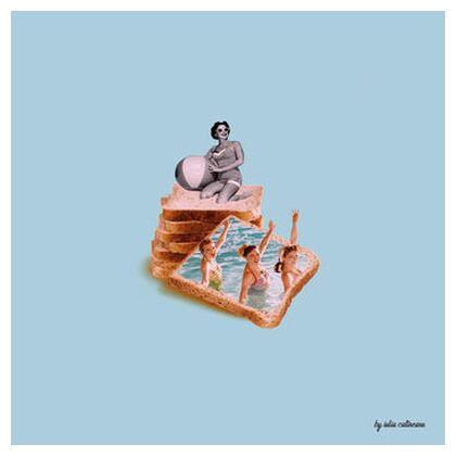Vamos a la playa from IULIA CATINEANU, Prodi Art, Art photography, Giclée Art print, Prodi Art