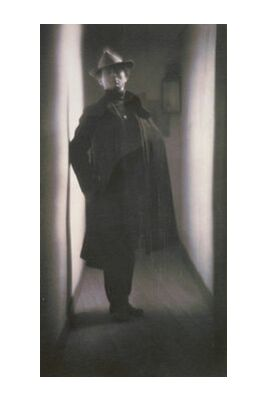 Edward Steichen by Fred Holland Day - 1901 from Aux Beaux-Arts, VisionArt, Art photography, Art print, Standard frame sizes, Prodi Art