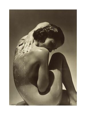 Back - Edward Steichen 1923 from Aux Beaux-Arts, VisionArt, Art photography, Art print, Standard frame sizes, Prodi Art