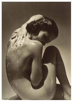 Back - Edward Steichen 1923 from AUX BEAUX-ARTS, Prodi Art, Art photography, Giclée Art print, Prodi Art