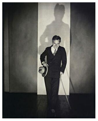Charlie Chaplin - Edward Steic... de AUX BEAUX-ARTS, Prodi Art, Photographie d'art, Impression d'art, Prodi Art