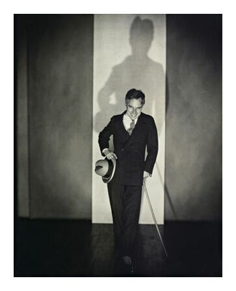 Charlie Chaplin - Edward Steic... from AUX BEAUX-ARTS, Prodi Art, Art photography, Giclée Art print, Prodi Art
