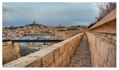 Marseille depuis le fort Saint Jean from Frédéric Traversari, Prodi Art, Art photography, Giclée Art print, Prodi Art