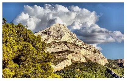 Montagne de la Sainte Victoire from Frédéric Traversari, Prodi Art, Art photography, Giclée Art print, Prodi Art
