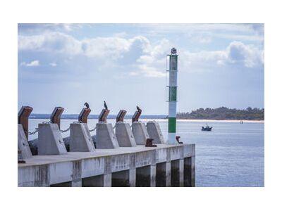 Embarcadère de Caro Li, Prodi Art, Photographie d'art, Impression d'art, Tailles de cadre standard, Prodi Art