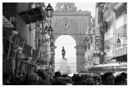 Lisbon from Caro Li, Prodi Art, Art photography, Giclée Art print, Prodi Art