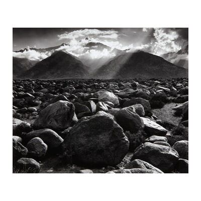 Williamson, ANSEL ADAMS from Aux Beaux-Arts, VisionArt, Art photography, Art print, Standard frame sizes, Prodi Art