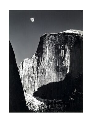 Yosemite national park,  California, ANSEL ADAMS - 1960 from Aux Beaux-Arts, VisionArt, Art photography, Art print, Standard frame sizes, Prodi Art