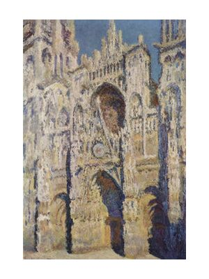 Rouen Cathedral, West Facade, ... from AUX BEAUX-ARTS, Prodi Art, Art photography, Giclée Art print, Standard frame sizes, Prodi Art