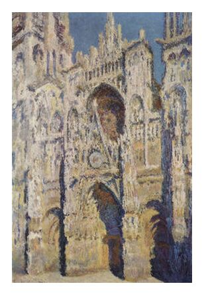 Rouen Cathedral, West Facade, ... from AUX BEAUX-ARTS, Prodi Art, Art photography, Giclée Art print, Prodi Art