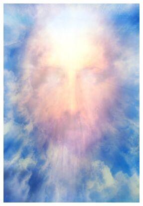 The Messiah in glory from Adam da Silva, Prodi Art, Art photography, Giclée Art print, Prodi Art