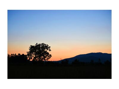 coucher de soleil from ivephotography, VisionArt, Art photography, Art print, Standard frame sizes, Prodi Art