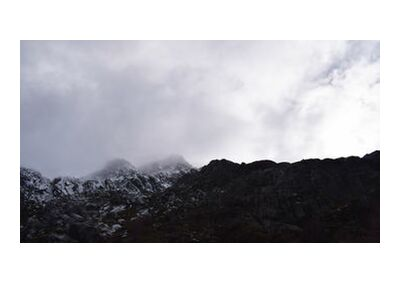 Montagne dans les nuages from ivephotography, VisionArt, Art photography, Art print, Standard frame sizes, Prodi Art