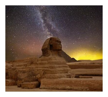 Grand sphinx de gizeh from Aliss ART, Prodi Art, Art photography, Giclée Art print, Prodi Art